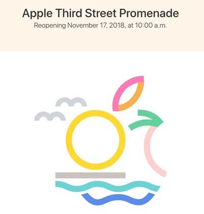 apple third street promenade