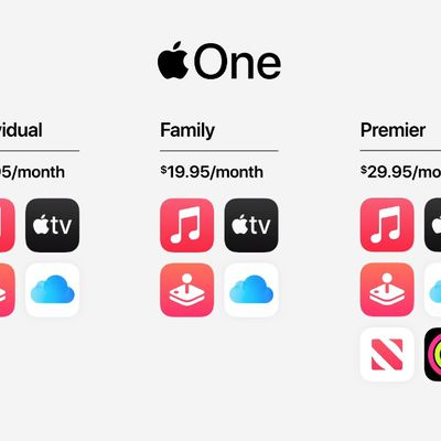 apple one prices
