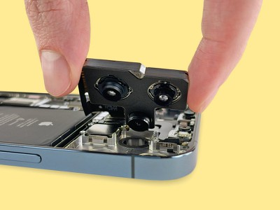 ifixit iPhone 12 teardown feature