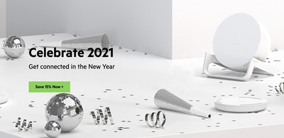 belkin new year
