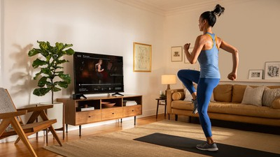 peloton tv workout cardio