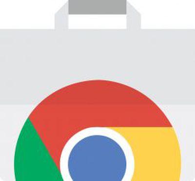 Chrome Web Store Logo 2012 2015