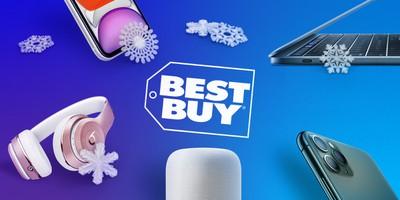 Best Buy November Deals Apple