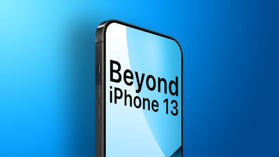 Beyond iPhone 13 Feature2