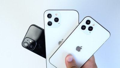 iphone12dummycameras