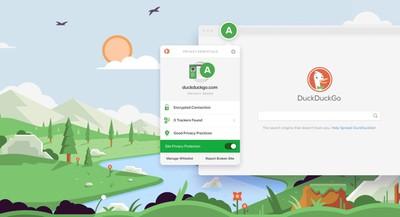 safari duckduckgo privacy extension
