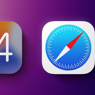 iOS 14 safari feature