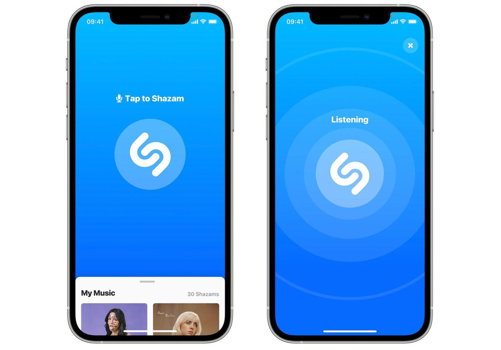 Apple's Shazam Music Discovery Service Surpasses 1 Billion Shazams Per Month