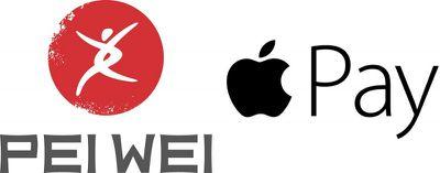 pei wei apple pay