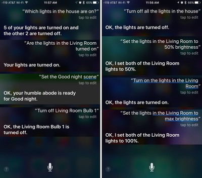 siriexamples