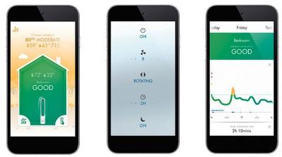Dyson Cool Link app