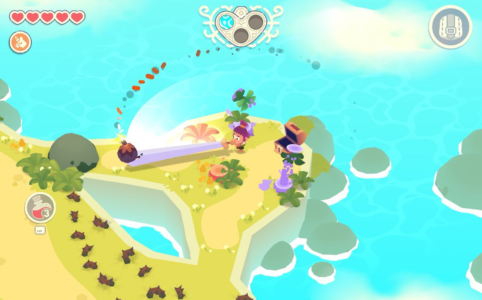 'Slash Quest!' Arrives on Apple Arcade