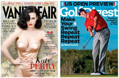 vanity fair golf digest