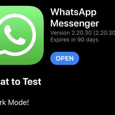 dark mode whatsapp