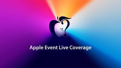 apple event november 2020 live