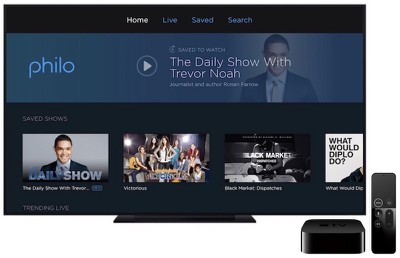 philo apple tv image