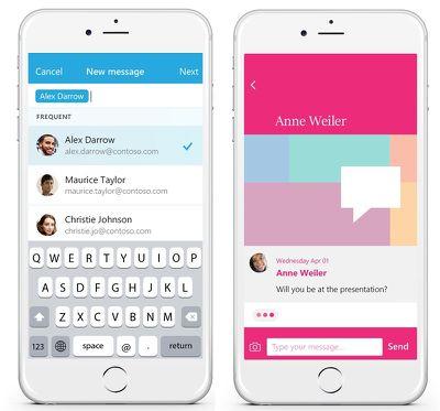 send app