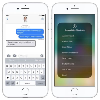 apple vision accessibility