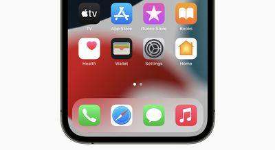 ios 15 home screen icons