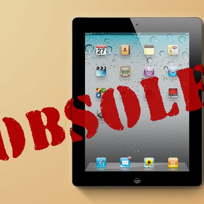 2nd Generation iPad Obsolete Feature