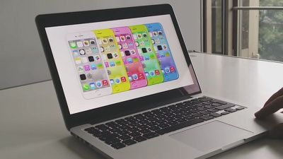 iphone 6s fake ad