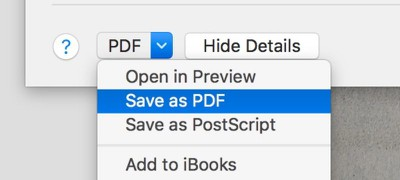 5 save as pdf