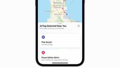 airtag privacy alert