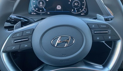 sonata steering wheel