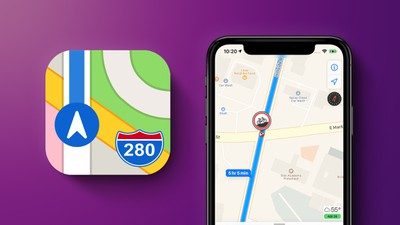 iOS14NewMapsFeature
