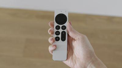 2021 apple tv siri remote