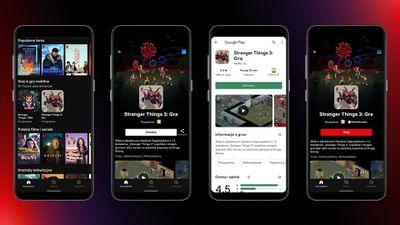 netflix mobile games stranger things