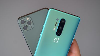 oneplus 8 pro iphone rear stack