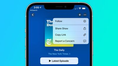 ios 14 5 podcasts