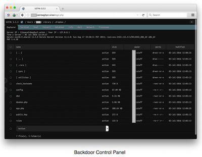 Backdoor-EasyDoc