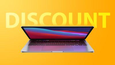 discount m1 macbook yellow