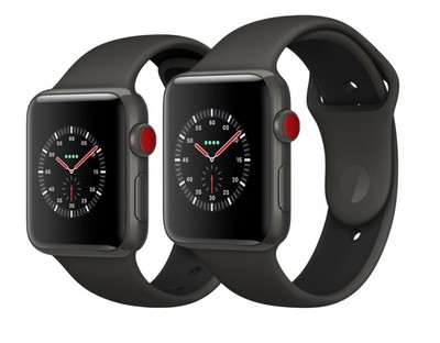 apple watch edition gray ceramic