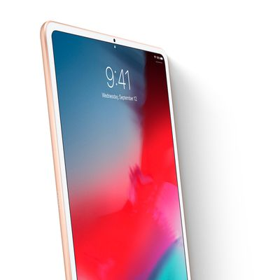 ipad air under display fingerprint sensor