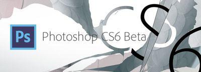 photoshop cs6 beta banner