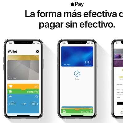 apple pay mexico webpage