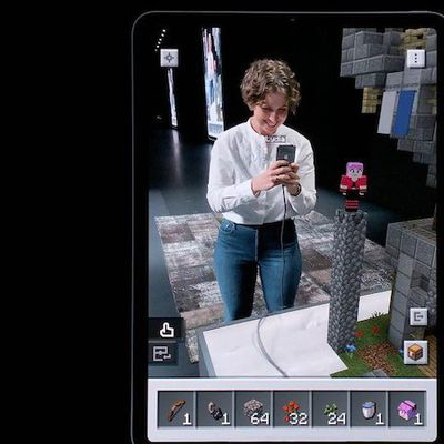 arkit 3 people occlusion