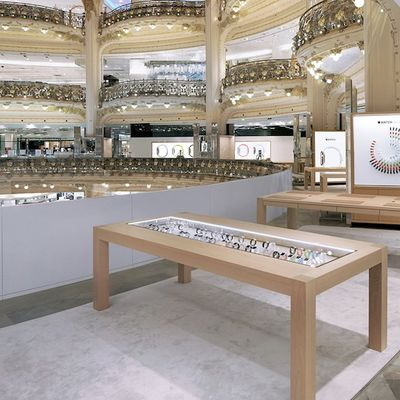 apple watch galeries lafayette