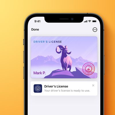 apple wallet drivers license feature