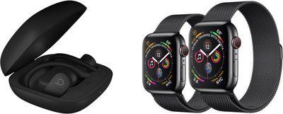 powerbeats pro apple watch