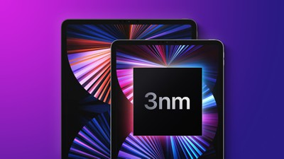 ipad pro 3nm feature