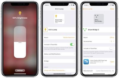 lutron caseta home app