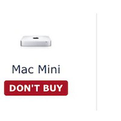 mac dont buy