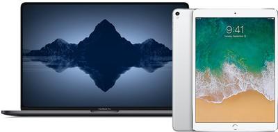 16 inch macbook pro mockup with ipad