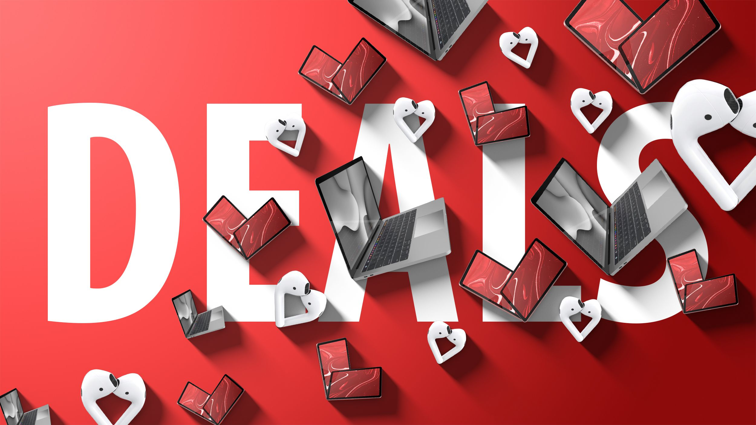 Valentine's Day Deals: Save on AirPods, M1 MacBook Pro, iPad Air, and a Wide Variety of Apple Accessories