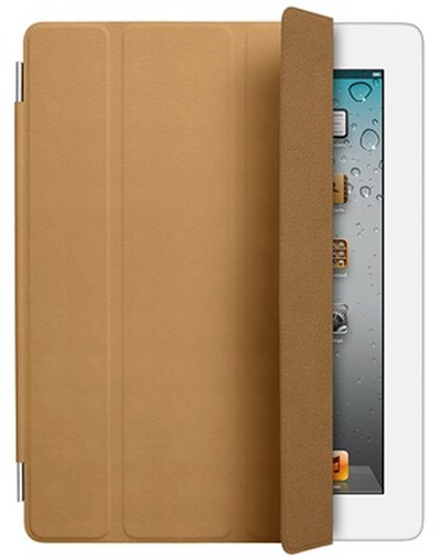 tan smart cover inside