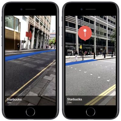 arkit directions
